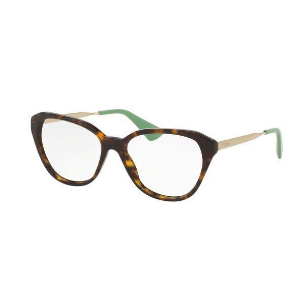 Óculos de Grau Prada   Óculos de Grau Feminino Prada Cinema PR28SV ... 9961b59136