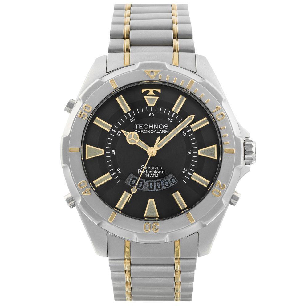 6d2fd15661139 Relógio Masculino Technos Skydiver T205FQ 5P