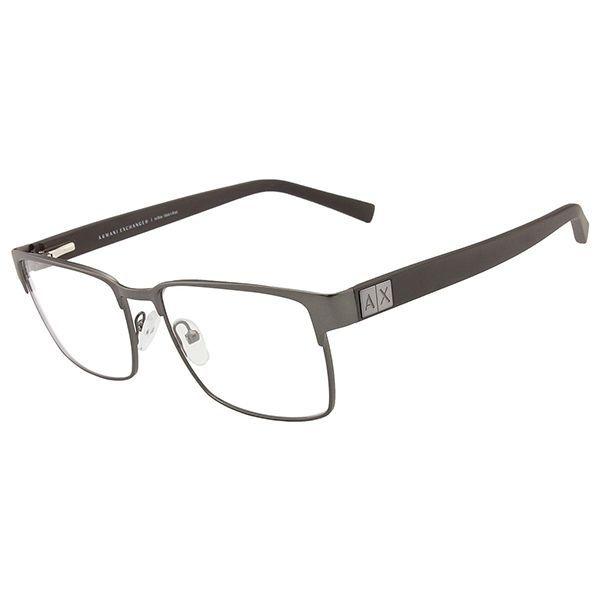 181249ae418d2 Óculos de Grau Armani Exchange   Óculos de Grau Masculino Armani ...