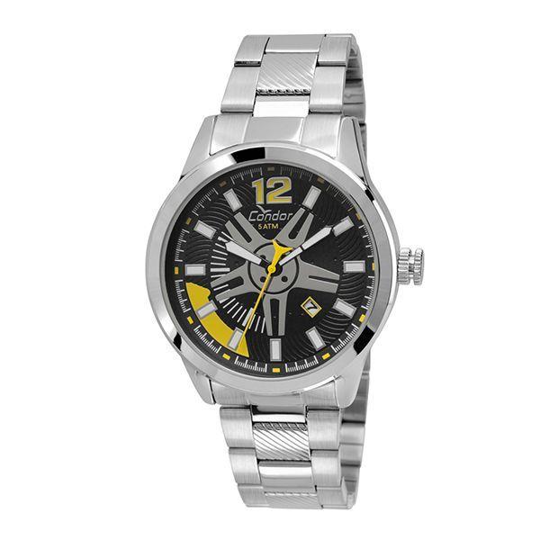 802fbc225c1 Relógio Condor Masculino Calotas CO2115VT 3P