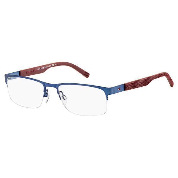 8621f68893bf3 Óculos de Grau Tommy Hilfiger TH 1447-LL0
