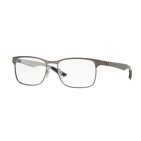 fba21d2eaeb60 ... Óculos de Grau Ray Ban RX8416-2620 undefeated x f75d5 fef85 ...