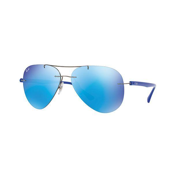 Óculos de Sol Ray Ban   Óculos de Sol Ray Ban Aviador RB8058-004 5559 2861f927f1