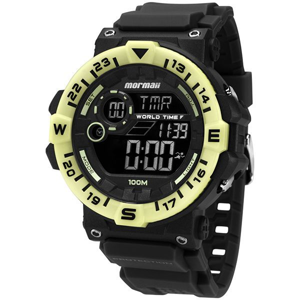 0fdb7c53eed05 Relógio Mormaii Acqua MOM1131B 8P