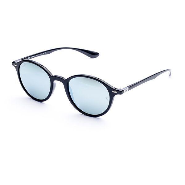 e72bd48baf61f Óculos de Sol Ray Ban   Óculos de Sol Ray Ban Round Liteforce RB4237 ...