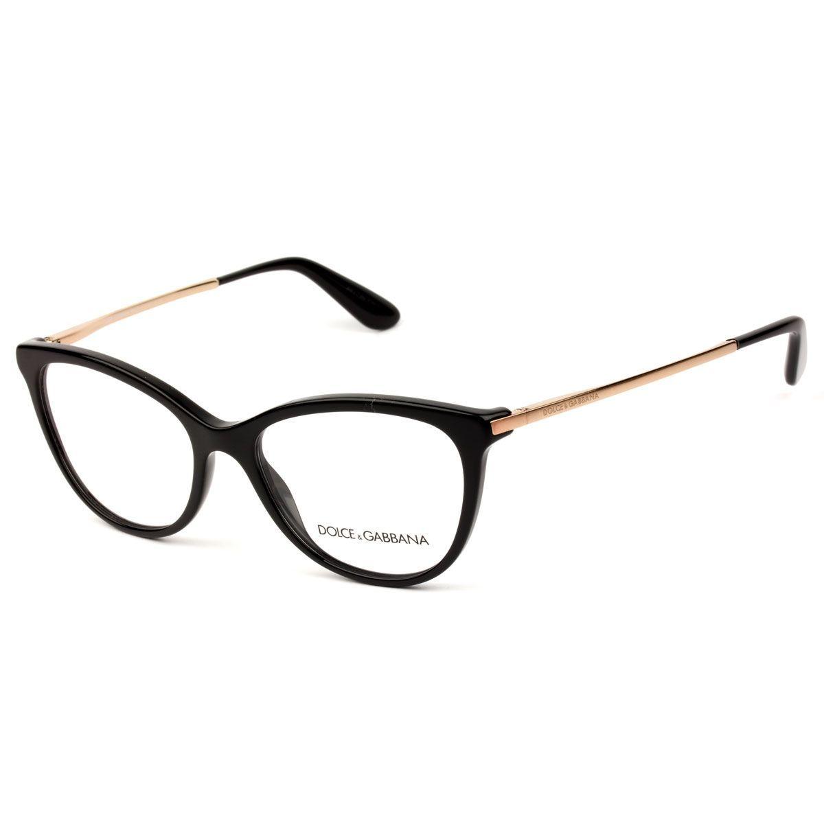 c849e113e Óculos de Grau Feminino | Óculos de Grau Feminino Dolce & Gabbana DG ...
