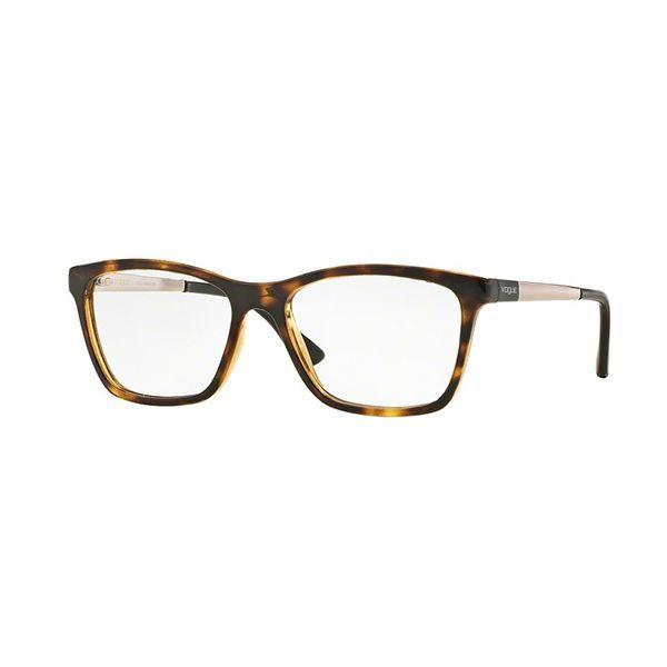 374824422279f Óculos de Grau Feminino Vogue VO2985L-W656 53