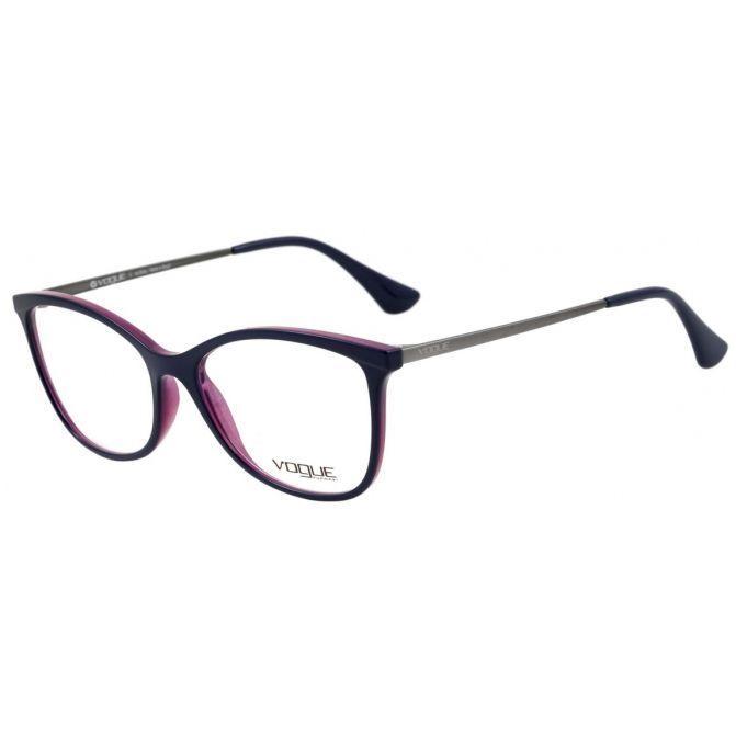 23d2cb0353fd4 Óculos de Grau Feminino Vogue VO5077L-2454 54
