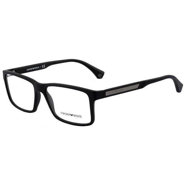 0ad9d837853fb Óculos de Grau Emporio Armani EA3038-5063 56