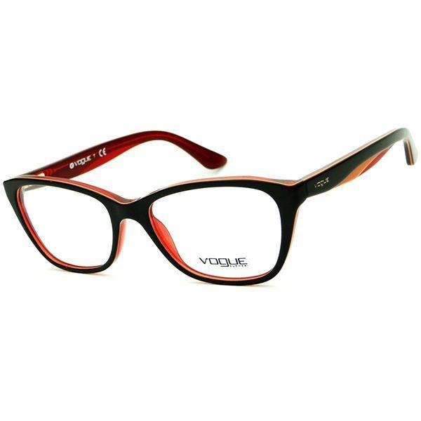 59d60f26f Óculos de Grau Feminino Vogue | Óculos de Grau Vogue VO2961-2312 53