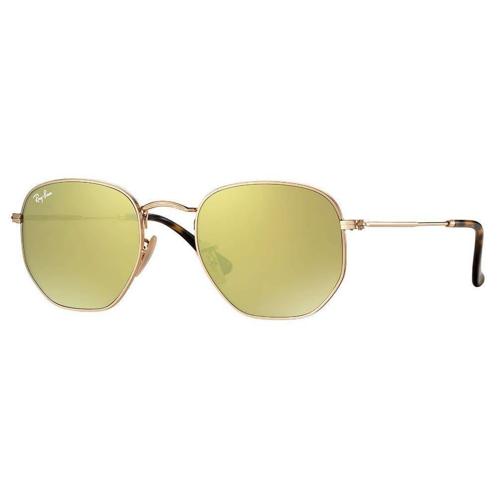 b223025700b47 Óculos de Sol Ray Ban   Óculos de Sol Ray Ban Hexagonal RB3548NL-001 ...