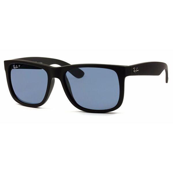 Óculos de Sol Ray Ban   Óculos de Sol Ray Ban Justin RB4165L-622 2V 55 d2c652e49558