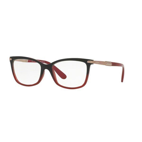 d11bb402e1ea7 Óculos de Grau Vogue   Óculos de Grau Feminino Vogue VO5125L-2504 53