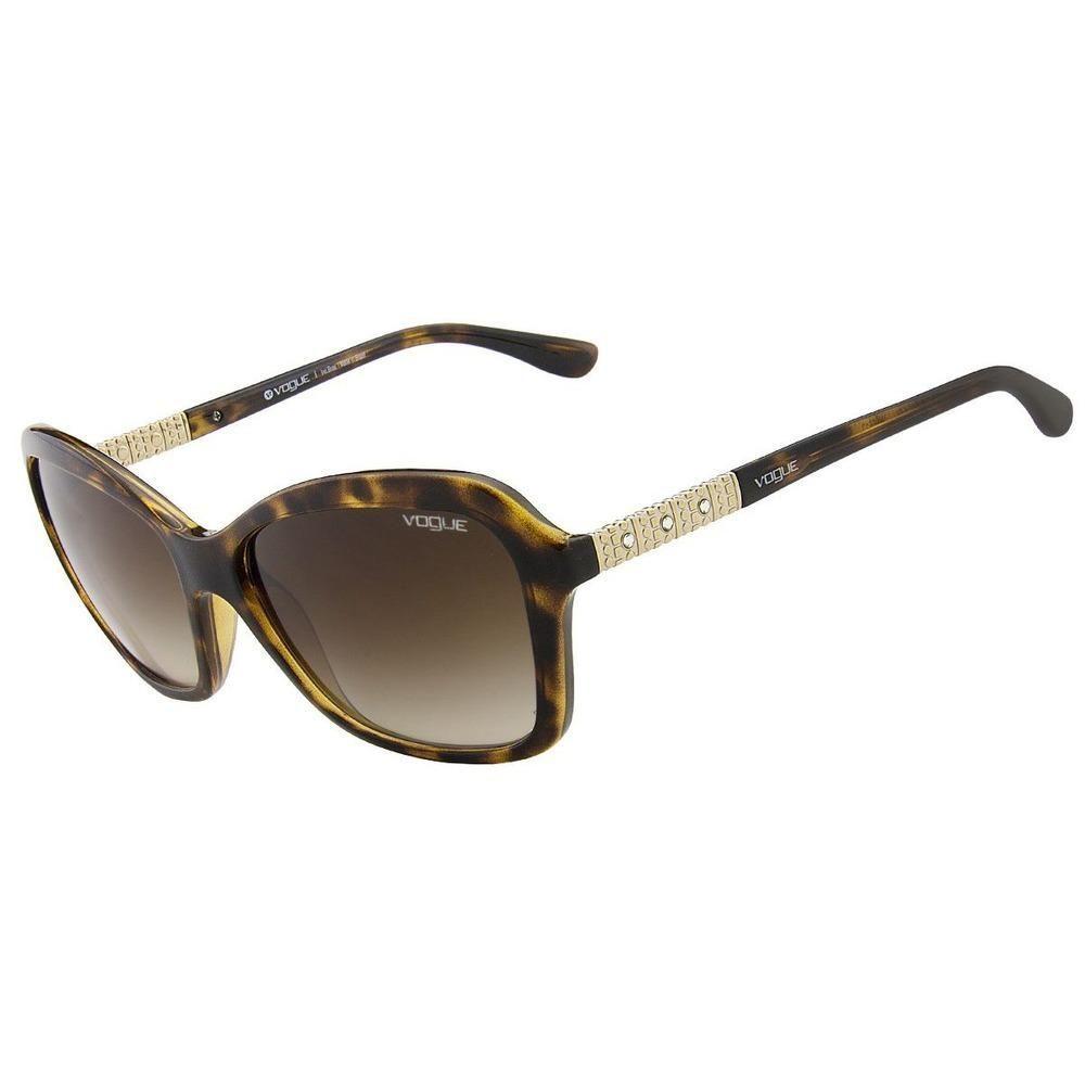 ef9258135 Óculos de Sol Feminino Vogue | Óculos de Sol Vogue VO5021BL-W65613 57