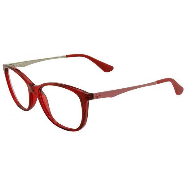 2d26b71f7705e Óculos de Grau Ray Ban Junior RY1565L-3699 49