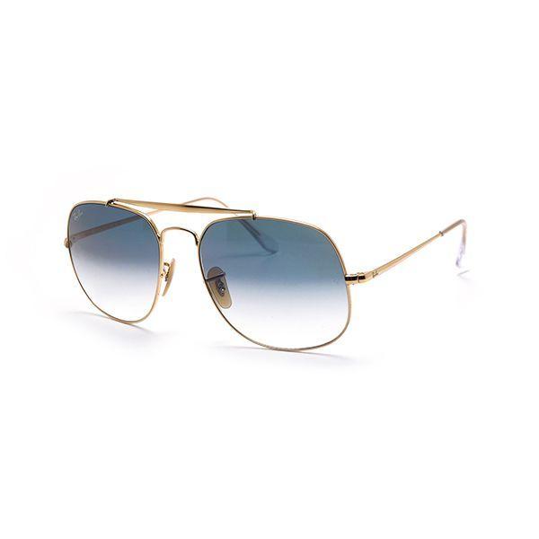 824b779bd5662 Óculos de Sol Ray Ban General RB3561-001 3F 57