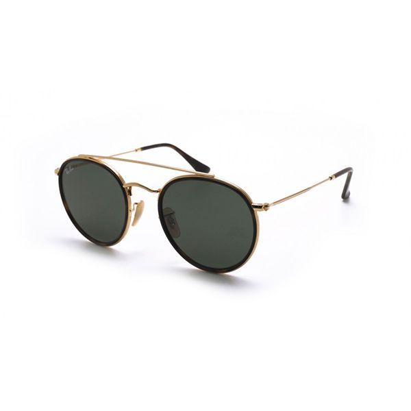 Óculos de Sol Ray Ban   Óculos de Sol Ray Ban Round Double Bridge ... 7ba35b5d55