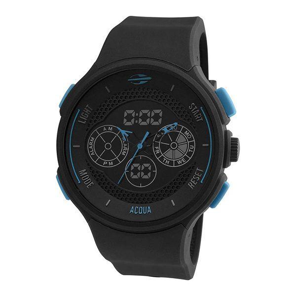 f450f881dac2f Relógio Mormaii Masculino Acqua MO160323AL 8A