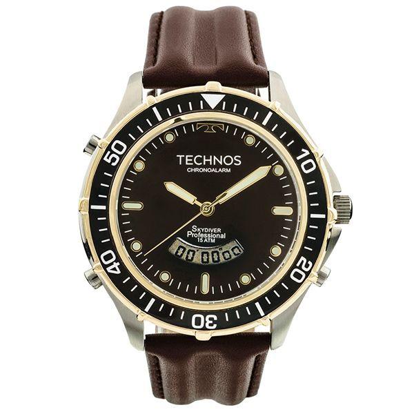 Relógio Masculino Technos   Relógio Technos Masculino Skydiver T205IX 0P 4f7c7c6f24