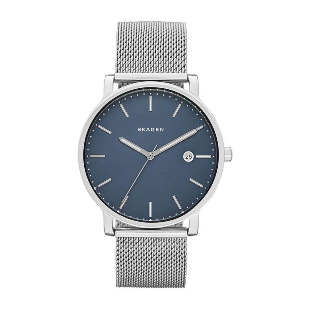 59bb945273681 Relógio Skagen Masculino Slim SKW6327 1AN