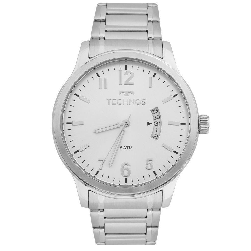 70fd74a0fc7df Relógio Masculino Technos   Relógio Technos Steel 2115KTN 1K