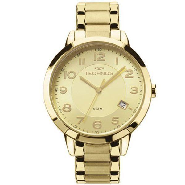 ae39148d964f5 Relógio Technos Elegance Dress 2315ACM 4X