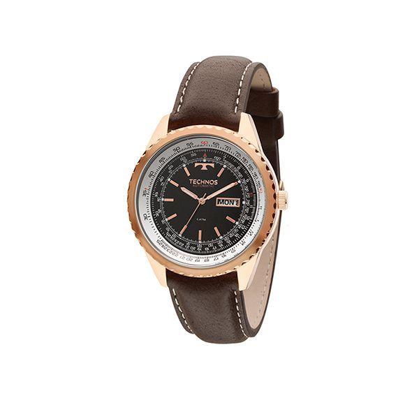 Relógio Masculino Technos   Relógio Technos Automático 8205NP 0P 55aa7d4aee