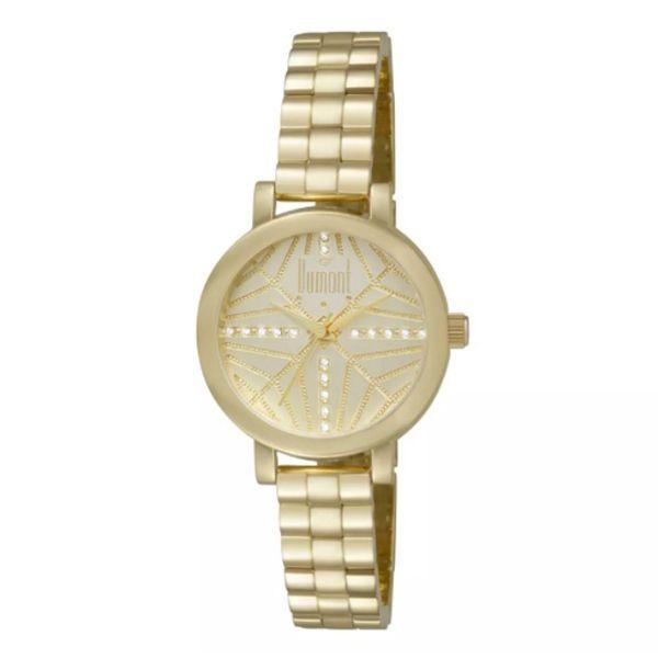 02ab46407f8 Relógio Dumont Splèndore DU2039LUS 4D
