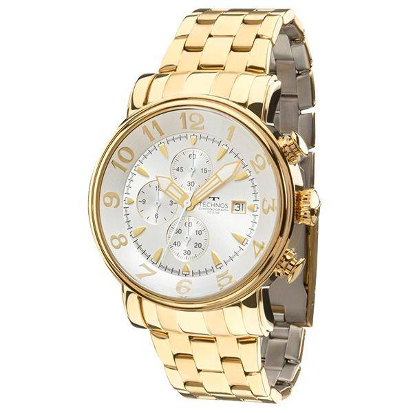 Relógio Masculino Technos   Relógio Technos Grandtech OS10CR 4K c318797c03