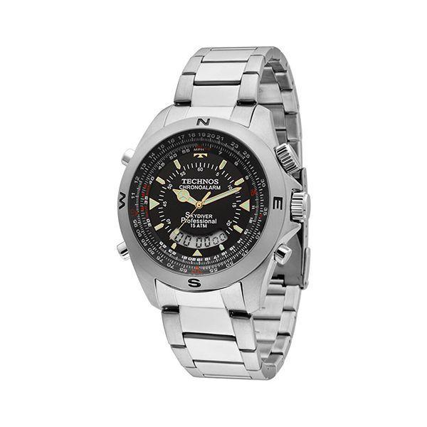 eed2718e6e78b Relógio Masculino Technos   Relógio Technos Skydiver T20565 1P