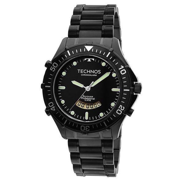9feb30e52e5b3 Relógio Masculino · Technos · Relógio Technos Skydiver T205IY 4P