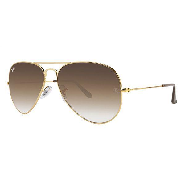 Óculos de Sol Ray Ban   Óculos de Sol Ray Ban Aviador RB3025-9001A5 58 2d4c426056