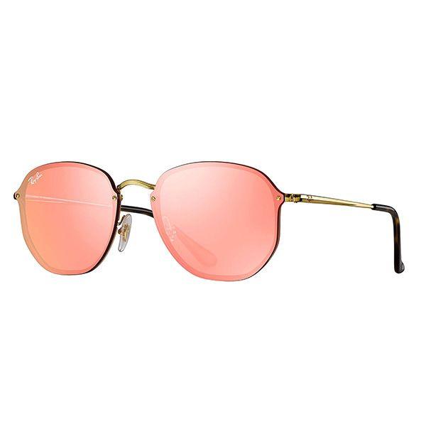 Óculos de Sol Ray Ban   Óculos de Sol Ray Ban Hexagonal RB3579N-001 ... 1781886dfe