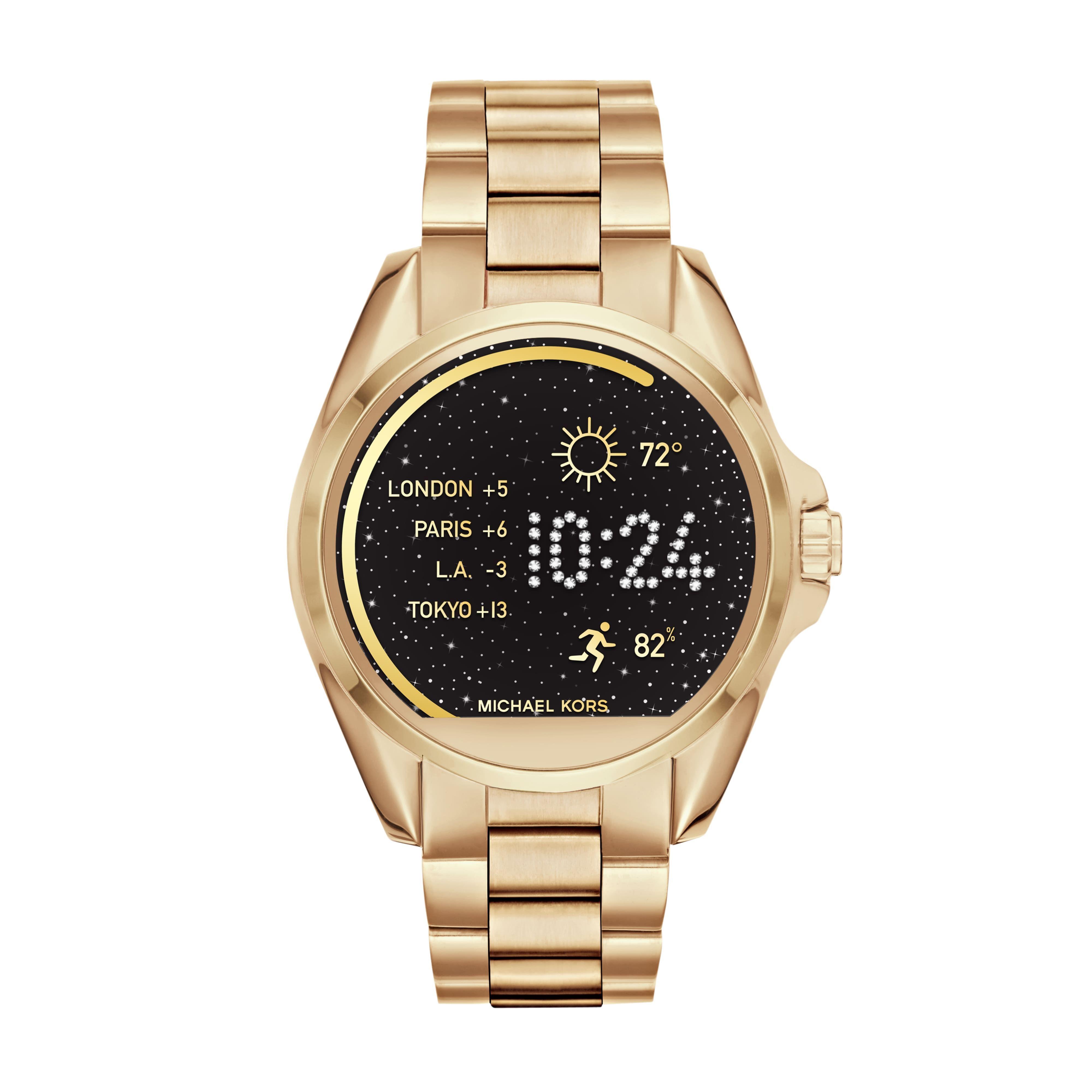 1bd621892188d Relógio Smartwatch Michael Kors Access MKT5001 4PI