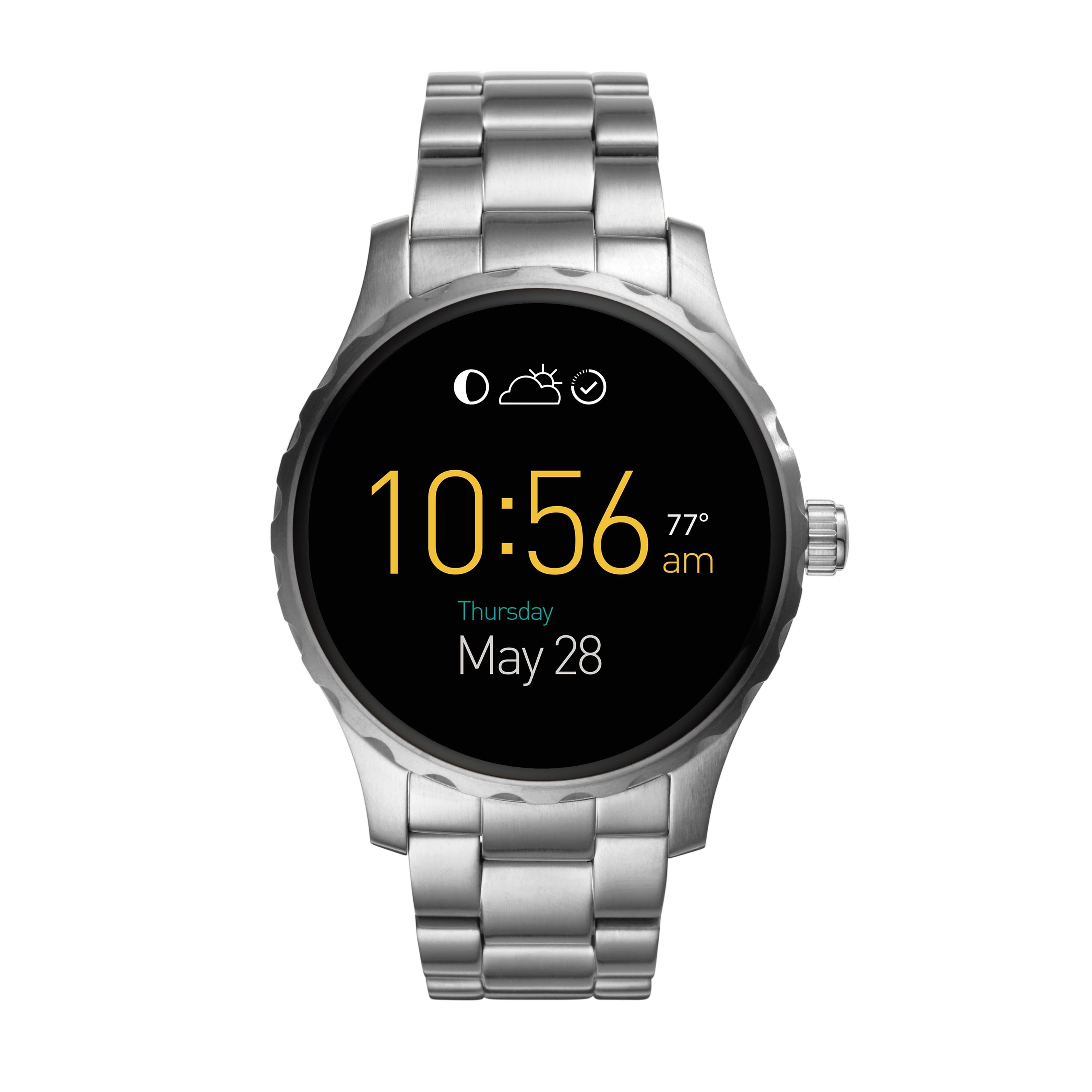 b62ea6a8c169e Relógio Fossil   Relógio Smartwatch Fossil Q FTW2109 1CI
