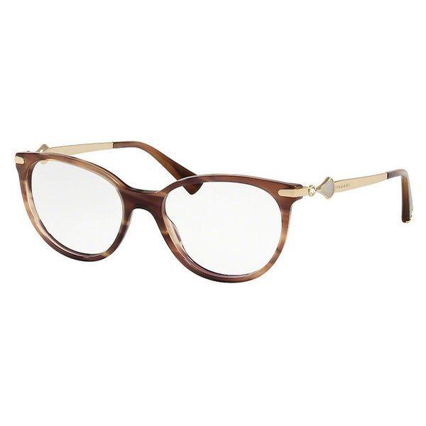 dbf6ab9bbbd11 Óculos de Grau Bvlgari BV4143B-5240 53