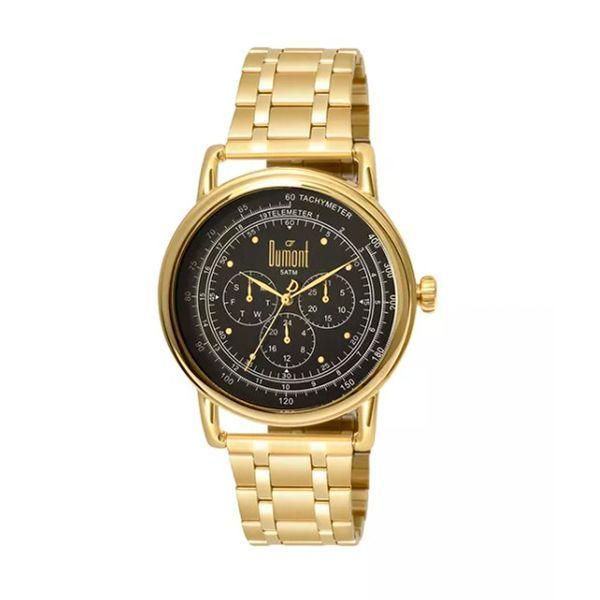 f4695d0dbf29b Relógio Masculino · Dumont · Relógio Dumont Traveller DU6P29ACB 4D