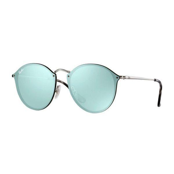 e572de673f Óculos de Sol Ray Ban Blaze Round RB3574N-003 30