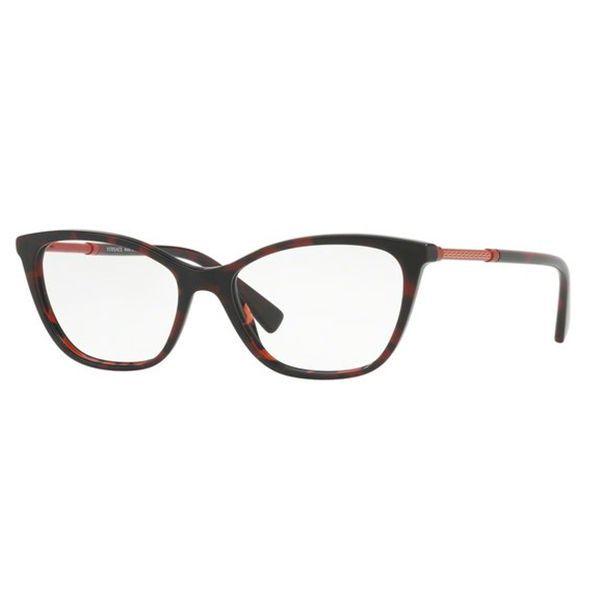c24f6ac63 Óculos de Grau Feminino Versace   Óculos de Grau Versace VE3248-989 54