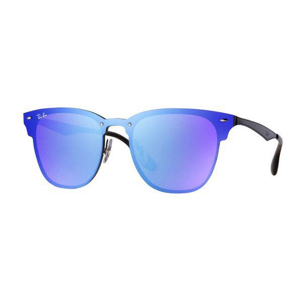 5b954ce061b81 Óculos de Sol Ray Ban Blaze Clubmaster RB3576N-153 7V 47
