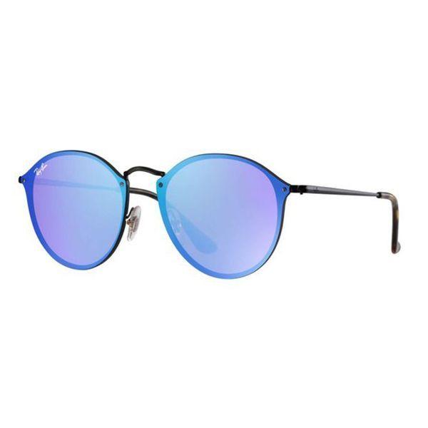 9d28124dd7180 Óculos de Sol Ray Ban Blaze Round RB3574N-153 7V