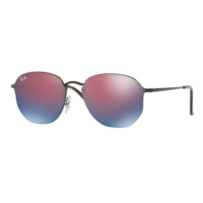 bbe5a8f4baf6a Óculos de Sol Ray Ban   Óculos de Sol Ray Ban Blaze Hexagonal ...