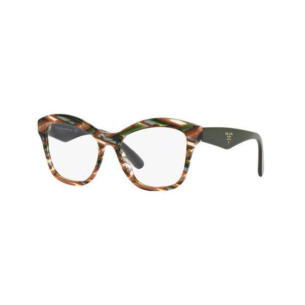 e52f36b09cc4f Óculos de Grau Feminino Prada PR29RV-VAO1O1 54