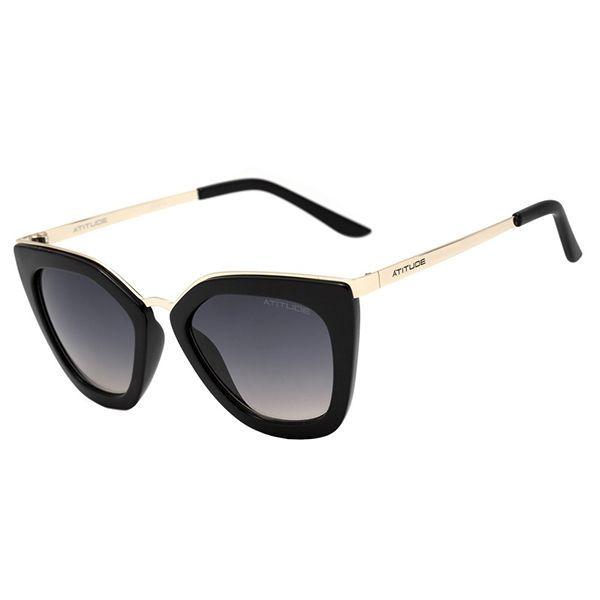 f2a164b078ffe Óculos de Sol Atitude AT5340-A01