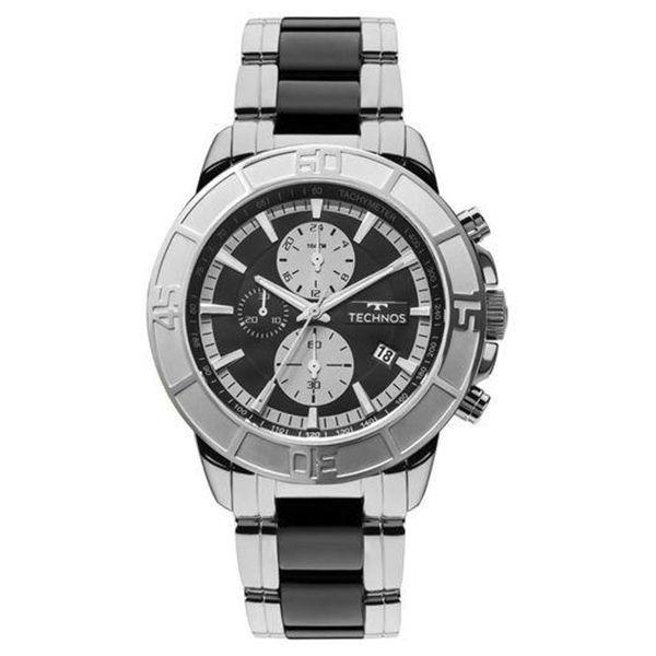 Relógio Masculino Technos   Relógio Masculino Technos Ceramic JS15EU 1P e95a1e3396