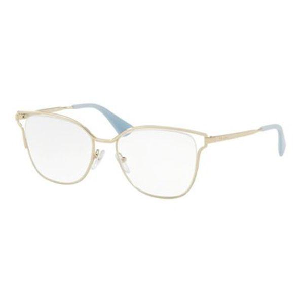 ... OculosWorld Portugal 59bafbbc6281d6  Óculos de Grau Prada Óculos de  Grau Prada PR54UV-ZVN1O1 53 0af757a27c519a ... 076a46c355
