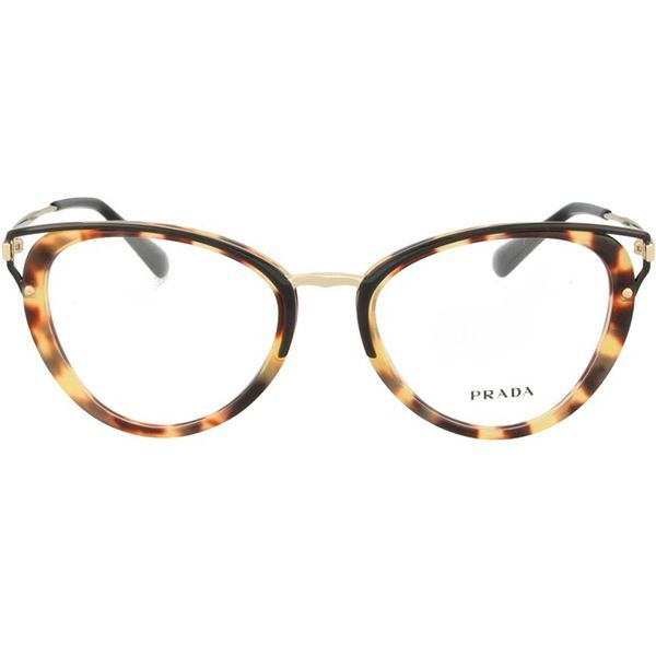 10bdf6fbfbcdd Óculos de Grau Prada   Óculos de Grau Prada PR53UV-7S01O1 52