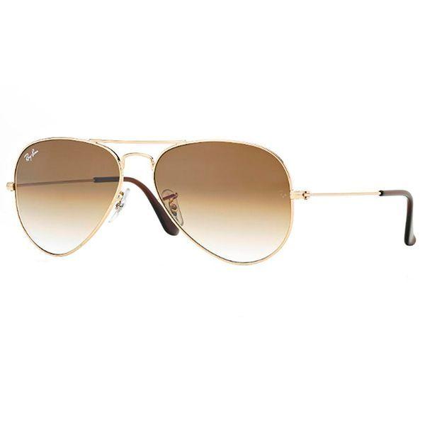 6106f626b Óculos de Sol Ray Ban | Óculos de Sol Ray Ban Aviador RB3025L-001/51 55