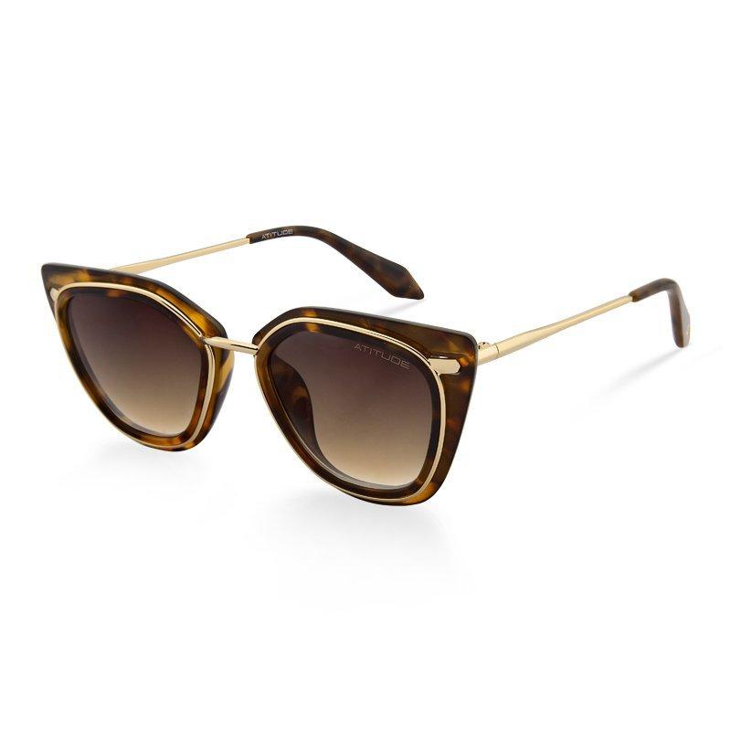 4b8fd2cd6 Óculos de Sol Atitude   Óculos de Sol Atitude AT5351-G21
