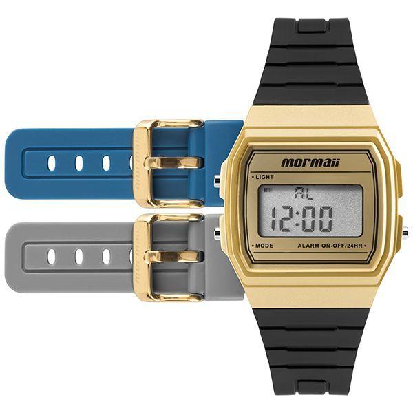 939d39e66a8 Relógio Infantil Troca Pulseira Mormaii MOJH02AF 8D